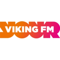 Logo of radio station Viking FM