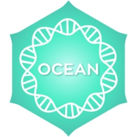 Logo of radio station Positivity Ocean