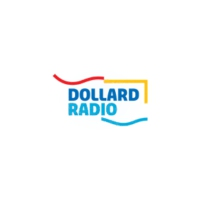 Logo of radio station Dollard Radio