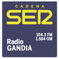 Logo of radio station Radio Gandia SER