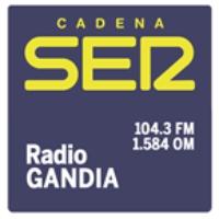 Logo de la radio Radio Gandia SER