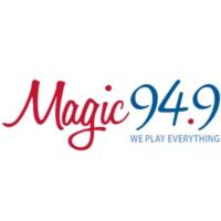 Logo of radio station CKWM-FM Magic 94.9