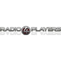 Logo of radio station Radio4Players