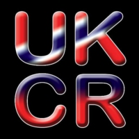 Logo of radio station UK Country Radio