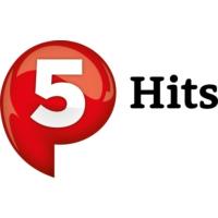 Logo of radio station P5 Hits Bergen