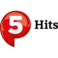 Logo of radio station P5 Hits Bergen
