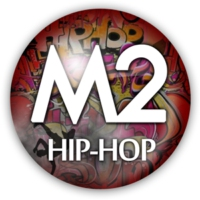 Logo of radio station M2 HIP-HOP