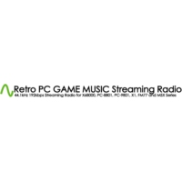 Logo of radio station Retro PC Game