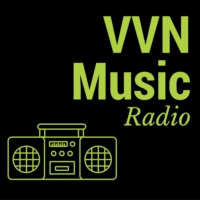 Logo of radio station VVN Music