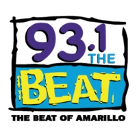Logo of radio station KQIZ The Beat 93.1