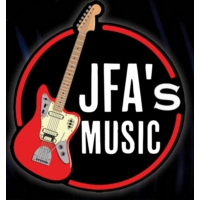 Logo of radio station JFA's Music
