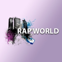 Logo of radio station Rap World