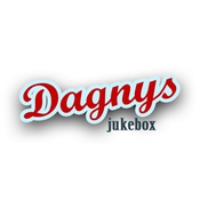Logo of radio station Dagnys Jukebox