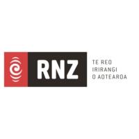 Logo of radio station RNZ International
