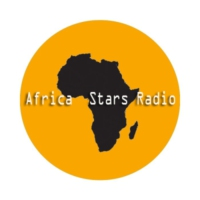 Logo of radio station Africa  Stars Radio