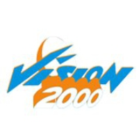 Logo of radio station Radio Vision 2000