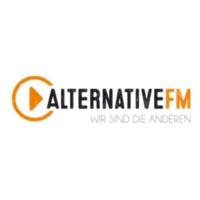 Logo of radio station AlternativeFM