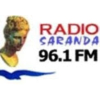 Logo of radio station Radio Saranda