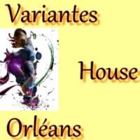 Logo of radio station Variantes House Orléans