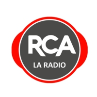 Logo of radio station RCA La Radio