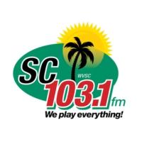 Logo of radio station WVSC SC 103.1