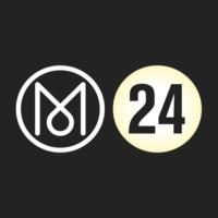 Logo de la radio Monocle 24