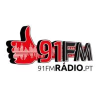 Logo of radio station 91 FM Rádio