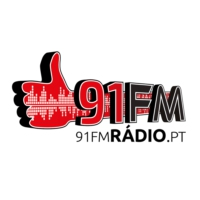 Logo of radio station 91 FM Rádio