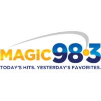 Logo of radio station WMGQ Magic 98.3 FM