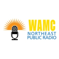 Logo of radio station WAMC 90.3 FM