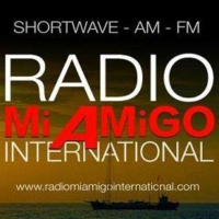 Logo de la radio Radio Mi Amigo International
