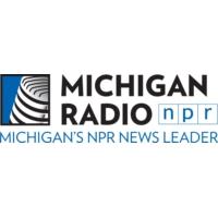 Logo of radio station WUOM Michigan Radio