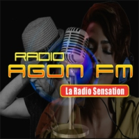 Logo of radio station Agon FM