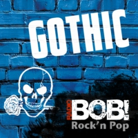 Logo of radio station RADIO BOB! Gothic Rock