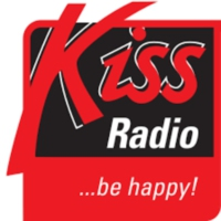 Logo of radio station Radio Kiss
