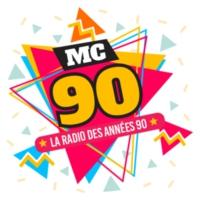 Logo of radio station MC90