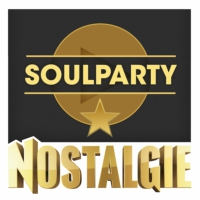 Logo of radio station Nostalgie Soul Party