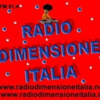 Logo of radio station Radio Dimensione Italia