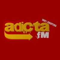 Logo de la radio Adicta FM