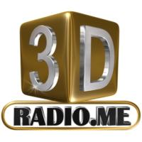 Logo de la radio 3D Radio.me