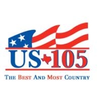 Logo of radio station KUSJ US 105