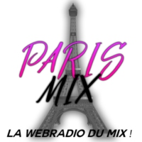 Logo of radio station PARISMIX RADIO