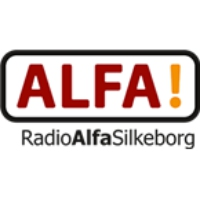 Logo of radio station Radio Alfa Silkeborg 94.5 FM