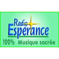 Logo de la radio Radio Espérance 100% Musique Sacrée