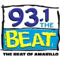 Logo of radio station KQIZ The Beat 93.1
