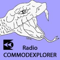 Logo of radio station COMMODEXPLORER Radio