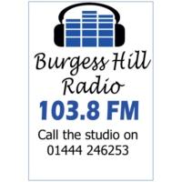 Logo of radio station Burgess Hill Radio 103.8FM