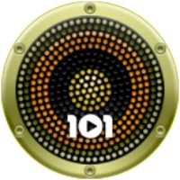 Logo of radio station 101.ru - Музыка Востока