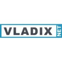 Logo of radio station VLADIX radio