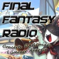 Logo of radio station Final Fantasy Radio